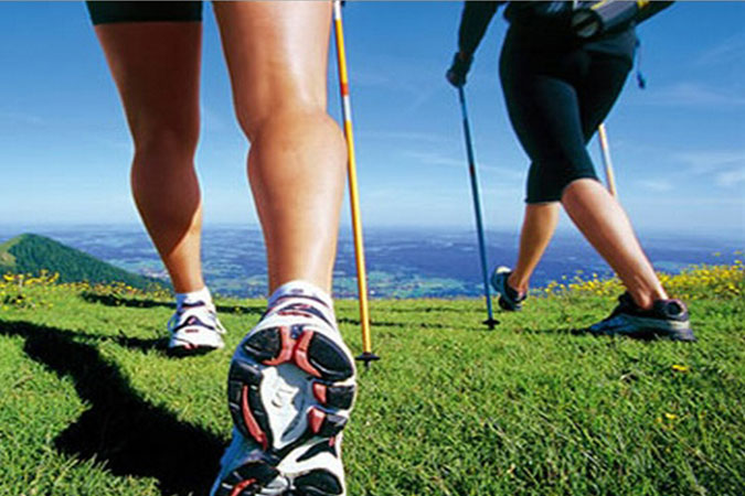 NORDIC WALKING (Marcha Nórdica)