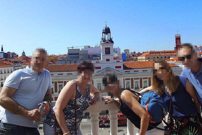 DE MADRID… AL CIELO